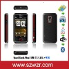 Quad band TV Wifi touch screen mobile phone G3000