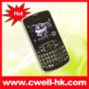 Quad band dual SIM dual standby unlocked mobile phone with WIFI JAVA TV FM