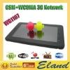 Quad band dual sim 7 inch capacitive screen 3G mobile phone WG1107