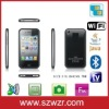 Quad band phone 5 WIFI tv dual sim mobile phone