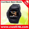 Quad band wrist watch phone