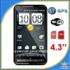 Quadband Dual Sim Android 2.3 Gps mobile phone