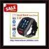 Quadband Watch Mobile MP4 Bluetooth Video F6