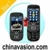 QuickSlide Quad Band Dual SIM Card Cell Phone + TV and Bluetooth
