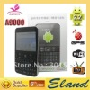 Qwerty android phone A9000 dual sim dual standby GPS WIFI TV smartphone