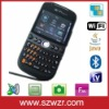 Qwerty keyboard wifi gsm mobile phone C8000 with TV