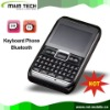 Qwerty keypad 2 sim gsm China mobile phone