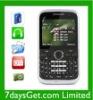 Qwerty mobile phone Unlocked Triple SIM Full keyboard cell phone (Quadband)