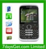 Qwerty mobile phone Unlocked Triple SIM Full keyboard cell phone (Quadband)