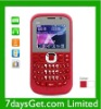 Qwerty phone Four SIM Card FM Bluetooth Full keyboard phone+ FREE 2GB TF Card