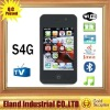S4G+ mobile phone with wifi tv