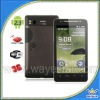 "S820 Quad Band 4.3"" Multi-touch Capacitive Wifi GPS Android 2.3 3G Smartphone"