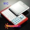 S92 Bluetooth TV Quad-band Mobile Phone