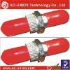 SC APC Duplex Fiber Optic Adapter