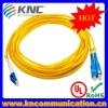 SC-LC Duplex SM Fibre Optic Patch Cord
