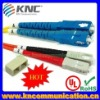 SC MultiMode SingleMode Duplex Optical Fiber Patch Cord