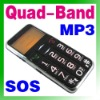 SOS Big Button Quad band Mobile Old Senior