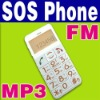 SOS Big Button Quad band Mobile Old Senior Elderly MP3