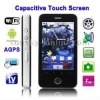 STAR A3000 + Android 2.2 Version + AGPS, Capacitive Touch Screen, Analog TV (SECAM/PAL/NTSC), Wifi & Bluetooth FM function Touch