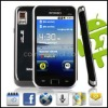 Samurai - Android 2.2 Smartphone with 4.1 Inch Capacitive Touchscreen (Dual SIM, GPS, WiFi)