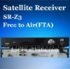Sell most popular for middle east FTA SR-Z3 set top box