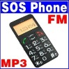 Senior user Phone with Quadband large big numbers