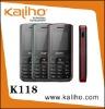 Single sim lower cost mobile phone