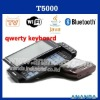 Slide QWERTY Mobile PhoneT5000