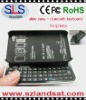 Slide bluetooth keyboard case with bluetooth 3.0 & backlight, sliding bluetooth keyboard cases for the iPhone, SLS-BK08