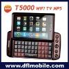Slider wifi quad band T5000 mobile