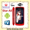 Smart phone Star A8 with Android 2.2