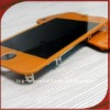 Spare parts for iphone 4 lcd orange full kit