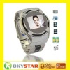 Stainless Steel S760 Touch Screen Watch Phone With Camera