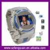 Stainless Steel S760 Watch Phone With Camera Touch Screen