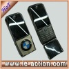 Stainless steel housing BMW760 2 sim cards China cheap mobile phone