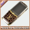 Stainless steel housing F450 dual sim card luxury cellphone