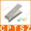 Standard Sim Card Cutter to Micro Adapter + 2x Adapter