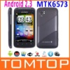 """Star A3 4"""" Android 2.3 MTK6573 Dual SIM WCDMA 3G WiFi GPS TV Smartphone Cellphone"""
