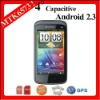 """Star A3 MTK6573 4.0"""" Capacitive Android 2.3 3g android dual sim mobile phone"""