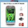 Star C7 Dual sim WiFi TV phone Star C7