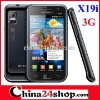 Star X19I Smart 3G Cell Phone MTK6573 WCDMA GSM Android2.3 GPS