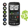 Stargate - 3.5 Inch Capacitive Touchscreen Dual SIM Android 2.2 Smartphone (WiFi, GPS)