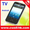 Supper Android  Mobile Phone with GPS,TV Function