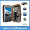 T2000 Wifi TV Telefono Quad band Dual Sim Cellphone