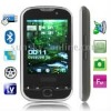 T900 White, Analog TV (SECAM/PAL/NTSC), Bluetooth FM function Touch Screen Mobile Phone, Dual band, Network: GSM 900 / 1800MHZ
