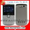 TV 4 sim wifi cell phone