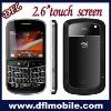 TV 512MB dual sm dual camera 9900 phone mobile china