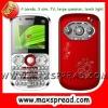 TV GSM Mobile Phone 3 sim Mini 9800