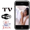 TV T737E Quad band TV mobile phone with WiFi function