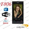 TV wifi cell phone F806